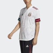 Adidas Mexico Away Authentic Jersey