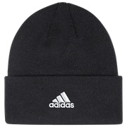 adidas Team Cuffed Knit Beanie - Mens / Black