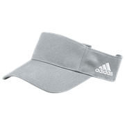 adidas Team Adjustable Visor - Mens / Ice Grey