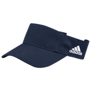 adidas Team Adjustable Visor - Mens / Collegiate Navy