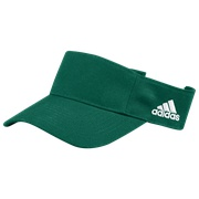 adidas Team Adjustable Visor - Mens / Dark Green