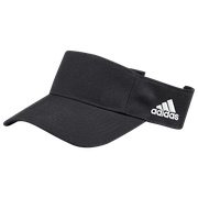 adidas Team Adjustable Visor - Mens / Black