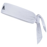 adidas Tie II Hairband - Mens / White/Black
