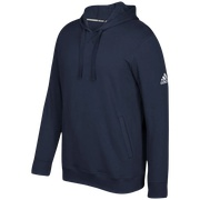 adidas Team Fleece Hoodie - Mens / Collegiate Navy/White