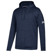 adidas Team Issue Fleece Pullover Hoodie - Mens / Collegiate Navy/White