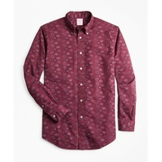 Brooksbrothers Madison Fit Paisley Print Sport Shirt