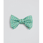 Brooksbrothers Sail and Dolphin Bow Tie