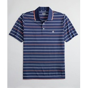 Brooksbrothers Performance Series Multi-Stripe Polo Shirt