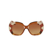 Chloe Venus 54MM Round Sunglasses
