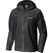 Columbia Titanium Outdry Ex Stretch Hooded Shell Jacket - Mens