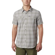 Columbia Silver Ridge Short-Sleeve Seersucker Shirt - Mens