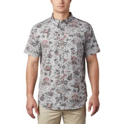 Columbia Rapid Rivers Printed Short-Sleeve Shirt - Mens