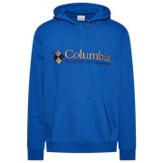 Columbia South Logo Hoodie - Mens / Blue/Yellow