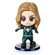 Marvels Captain Marvel Cosbaby Bobble-Head Figure by Hot Toys - Starforce Version | shopDisney