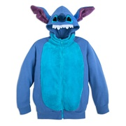 Stitch Costume Zip Hoodie for Kids | shopDisney