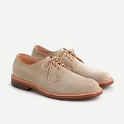 Jcrew Alden X J.Crew bluchers in suede