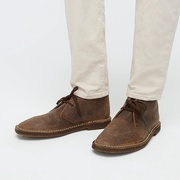 Jcrew MacAlister boots in leather
