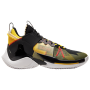 Jordan Why Not Zer0.2 SE - Mens / Black/Crimson/Yellow/Grey