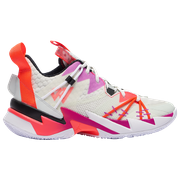 Jordan Why Not Zero.3 SE - Mens / Sail/Black Spruce/Aura Flash