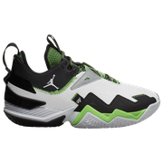 Jordan One Take - Mens / White/Black/Rage Green