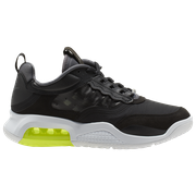Jordan Max 200 - Mens / Black/Dark Grey/Volt/White