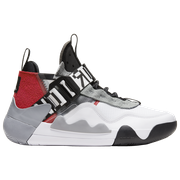 Jordan Defy SP - Mens / White/Stadium Grey/Gym Red/Black