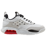 Jordan Max 200 - Mens / White/Black/Challenge Red/Vast Grey