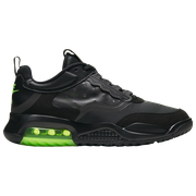 Jordan Max 200 - Mens / Black/Electric Green