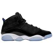 Jordan 6 Rings - Mens / Black/Hyper Royal/White