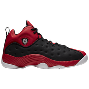 Jordan Jumpman Team II - Mens / Black/White/University Red