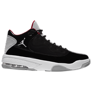 Jordan Max Aura 2 - Mens / Black/Gym Red/White