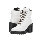 Marc Jacobs Crosby Hiking Boot with Faux Shearling Lining