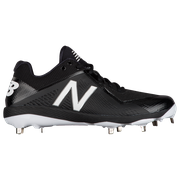 New Balance 4040V4 Metal Low - Mens / Black/Black
