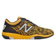 New Balance 4040v5 Turf - Mens / Black/Yellow