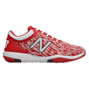 New Balance 4040v5 Turf - Mens / Red/White