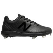 New Balance 4040v5 Metal Low - Mens / Black/Black/Black