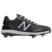 New Balance 4040v5 Metal Low - Mens / Black/White