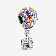 Disney Pixar Up House & Balloons Charm | Silver | Pandora US