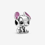 Disney Lilo and Stitch Charm | Silver | Pandora US