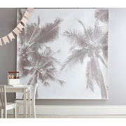 Potterybarn Palm Tree Tapestry