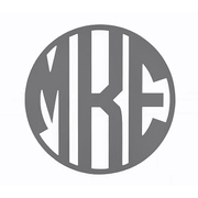 Potterybarn Block Monogram