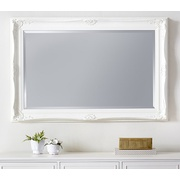 Potterybarn Baroque Mirror