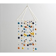 Potterybarn west elm x pbk Felted Pom-Pom Mobile