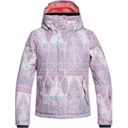 Roxy Jetty Hooded Jacket - Girls