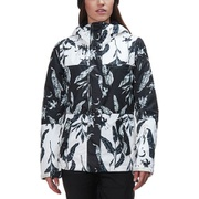 Roxy Jetty Block Hooded Jacket - Womens