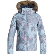 Roxy American Pie Hooded Jacket - Girls