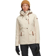 Roxy Andie Hooded Insulated Jacket - Womens