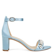 NINEWEST Passion Heeled Ankle Strap Sandals
