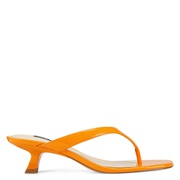 NINEWEST Manold Heeled Thong Sandals